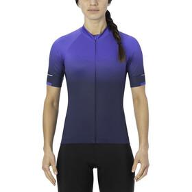 Giro Chrono Expert Maillot Mujer, azul/violeta